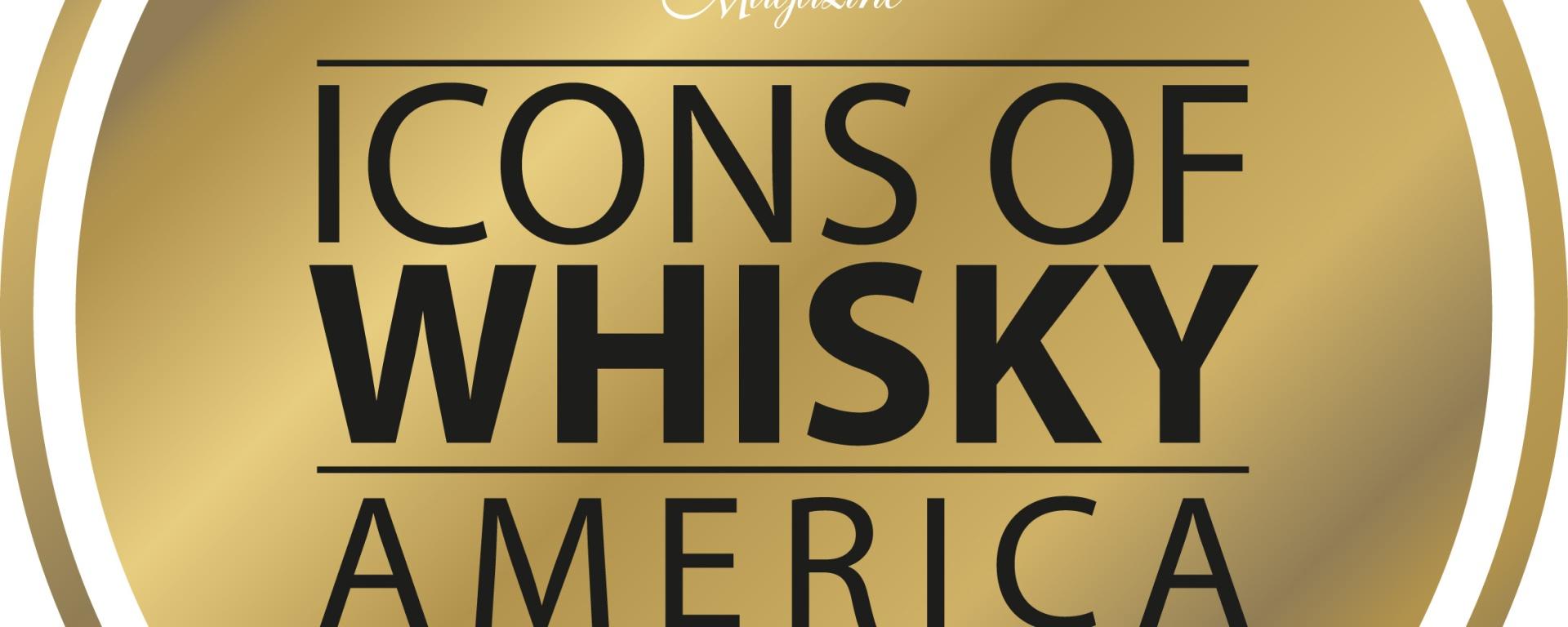 Icons of Whisky America 2021 Logo