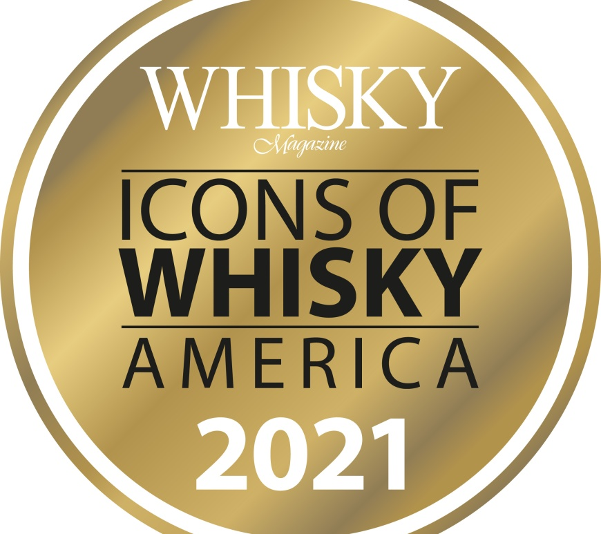 Icons of Whisky America 2021 Logo