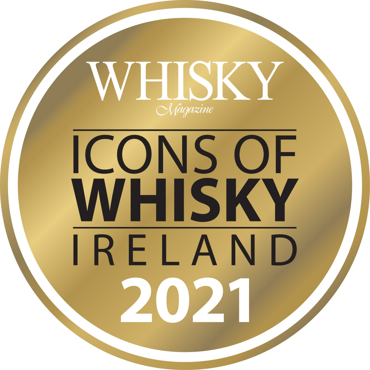 Icons of Whisky Ireland 2021 winners announced